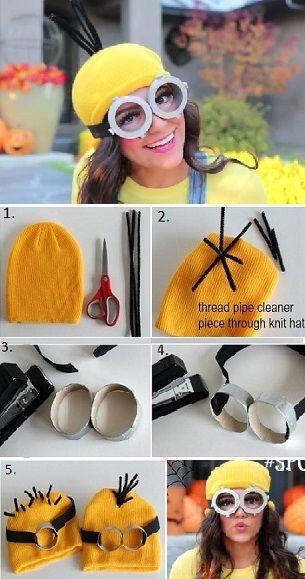 Minion Costume – DIY