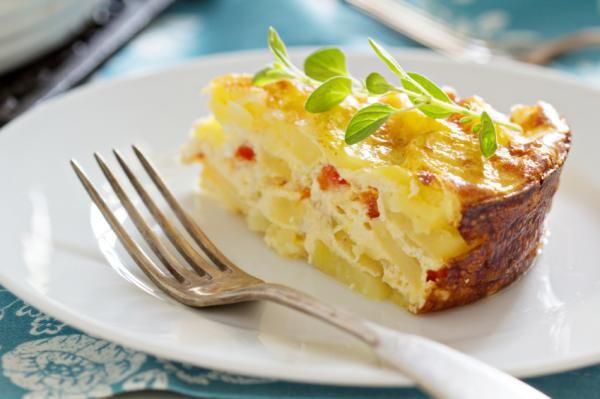 Receita de Torta de repolho simples