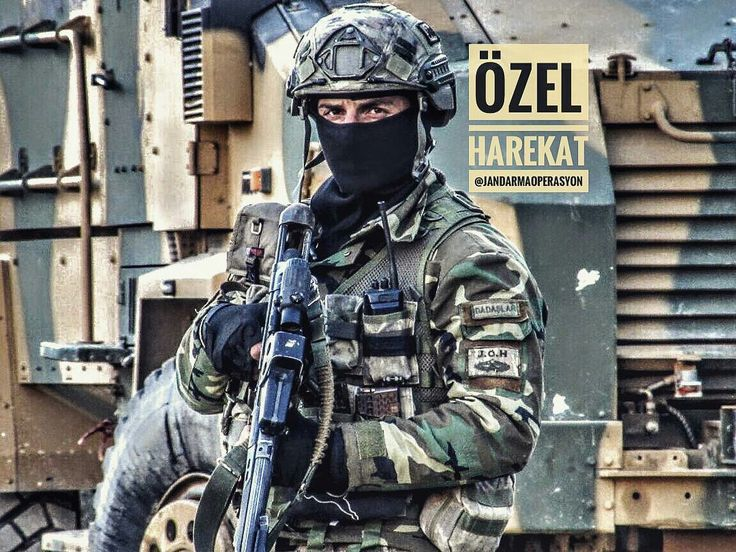 Turkey Special Operation Gendarme -JÖH- More