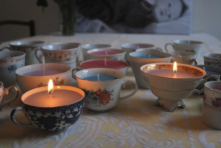 Zelf kaarsen maken, NelleKus