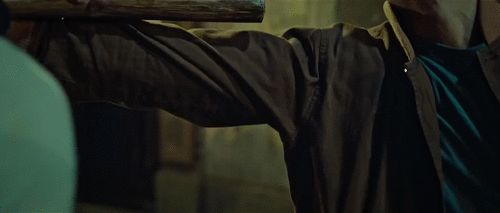 "guts-and-uppercuts: "" Max Zhang in ""Ip Man 3″. """