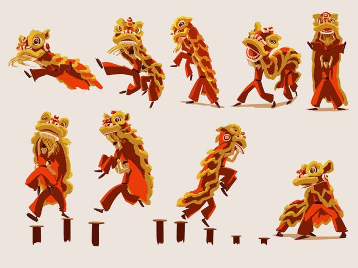 how to say dragon dance in chinese
