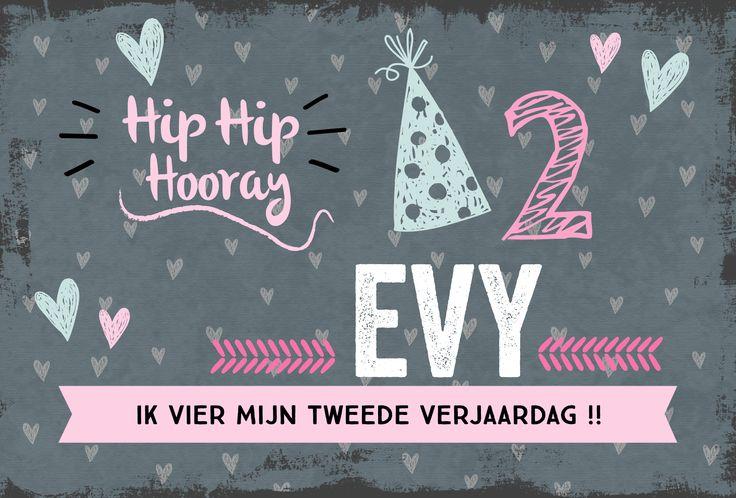 #kinderverjaardag #hipdesign #meisje #feest