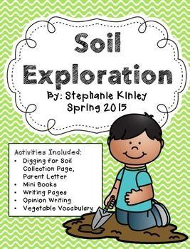 Soil exploration learning about soil for Soil 4 teachers