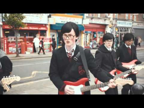 You Must be Hank Marvin - Mattessons Advert