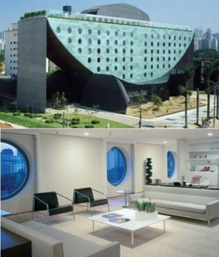 sao paulo brazil unique hotel hotels near disneyland. Black Bedroom Furniture Sets. Home Design Ideas