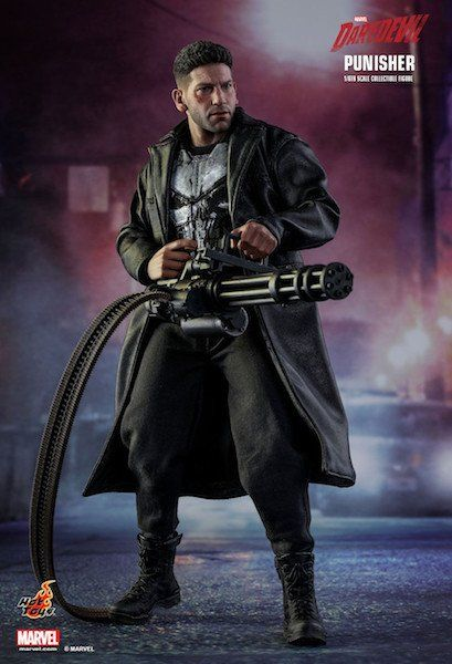 Daredevil TV Series: The Punisher 1/6th Scale Figure by Hot Toys