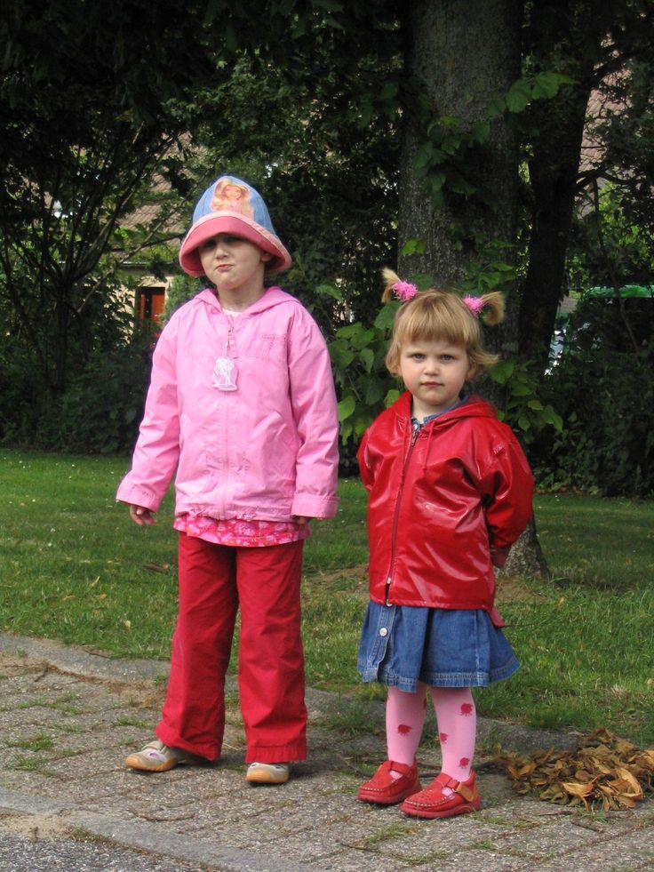 Sisters in the hood