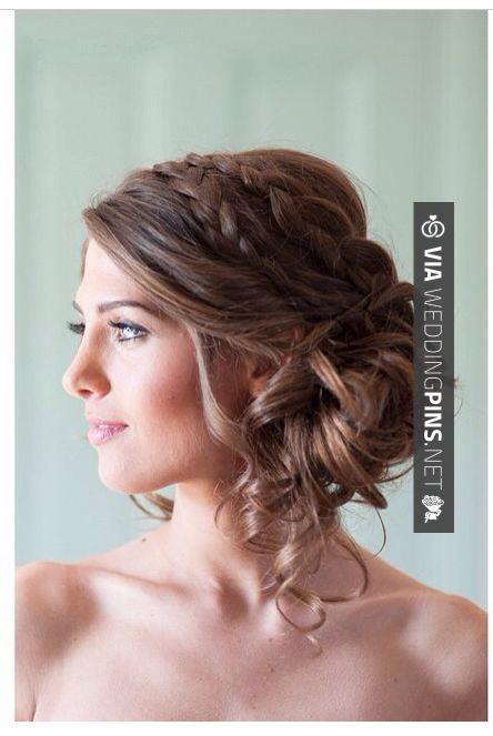 New Hairstyle For Wedding 2017 : Wedding ideas inspiration prom styles