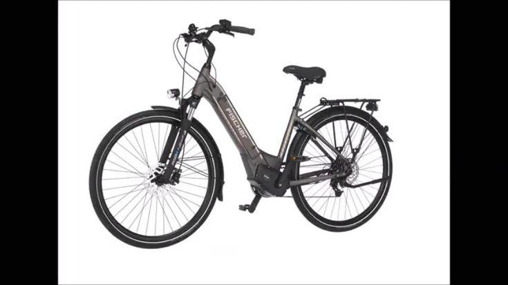 FISCHER E-Bike City CITA 6.0i, platingrau matt, 28 Zoll ...