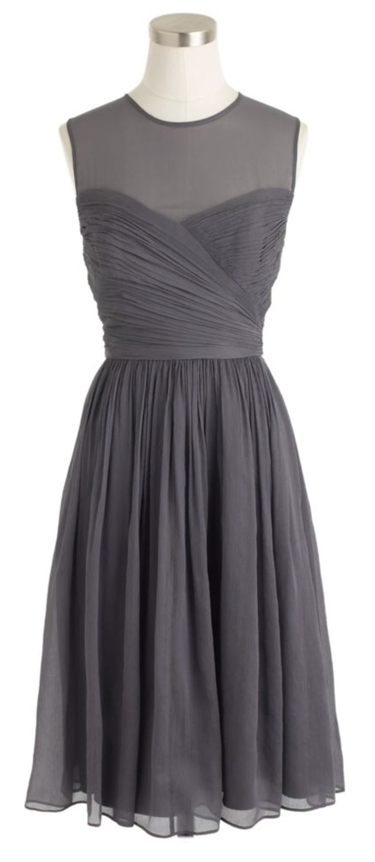 Love this color /dress- bridesmaid dress-