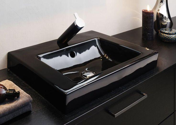 Мебель для ванной комнаты черного цвета: особенности и стили - https://www.archidom.in/deco/mebel-dlya-vannoy-komnaty-chernogo-cve/