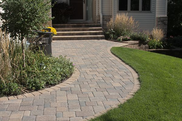 Updating The Front Walkway Adds Milles Of Curb Appeal From