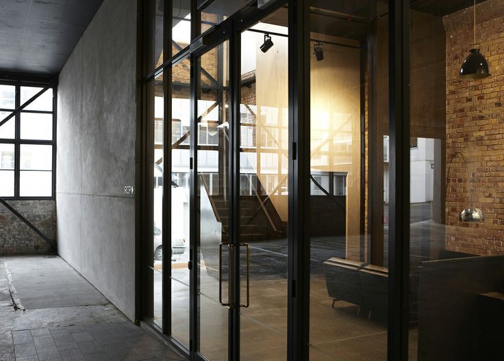 Fox St. Office in the historic Ford Motor Company Building, Fearon Hay Architects, Photography by Jackie Meiring
