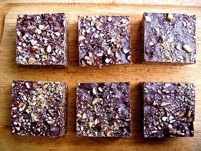 The Bojon Gourmet: (Gluten-Free, Vegan) Hippie Crispie Treats - Perfect for my sweet tooth!