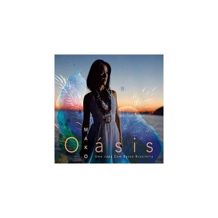 Mako - Oasis (CD), Pop Music