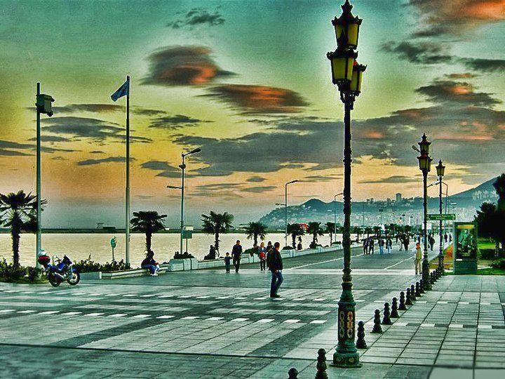 Samsun City, Turkey