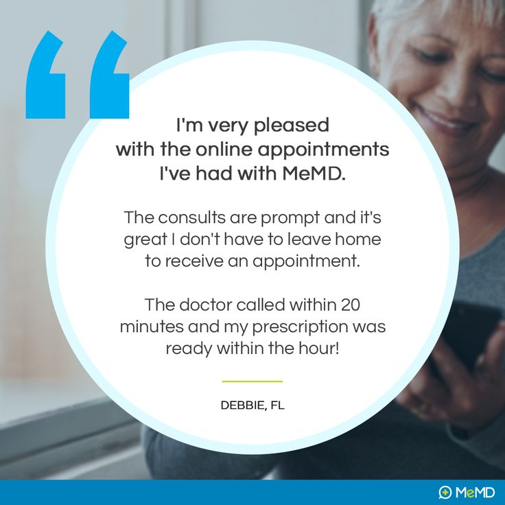 Don't feel like schlepping to the doctor's office? We make it simple to request a medical exam online, over the phone, or by app 24/7!