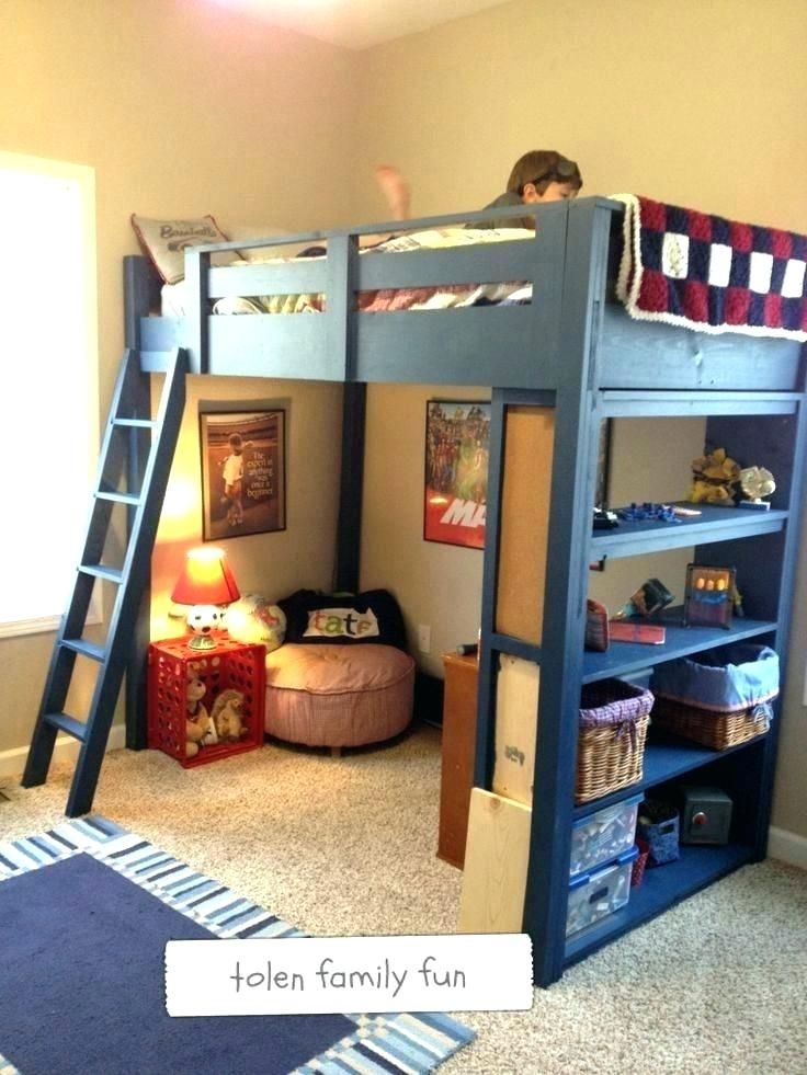 Bunkbeds For Boys Kids Loft Bed Kids Loft Bunk Beds With Desk
