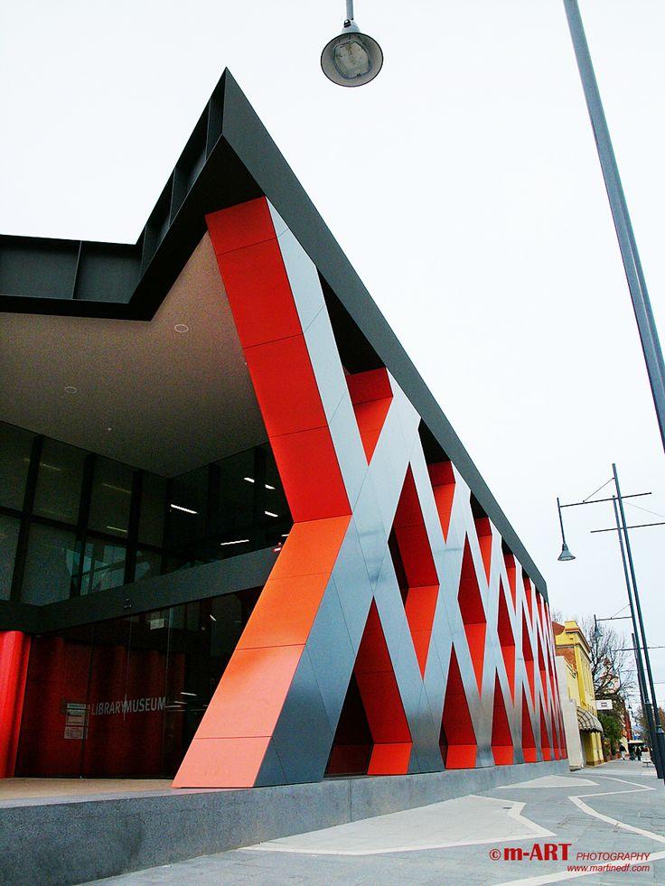 Albury Museum, Albury-Wodonga, VIC/NSW, Australia, by ARM Architecture by m-ART Photography - www.martinedf.com