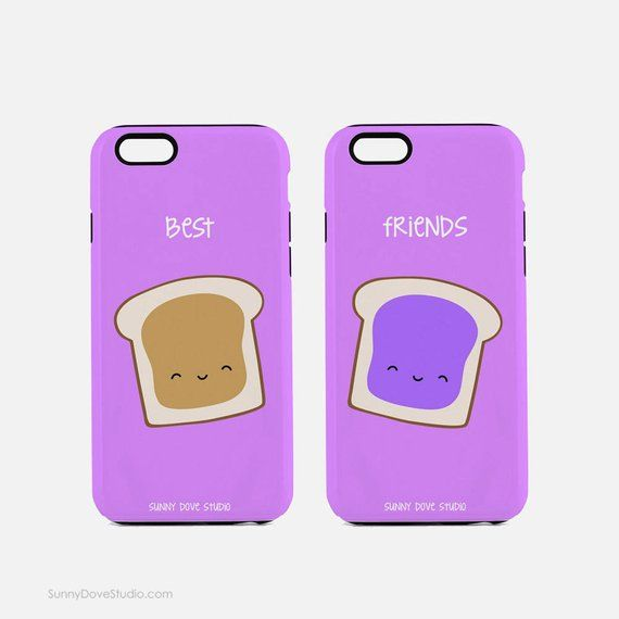 Funda BFF - Pool Party (Right) para iPhone XS Max - Deluxe Matte