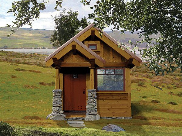 The Marie Colvin - tiny house