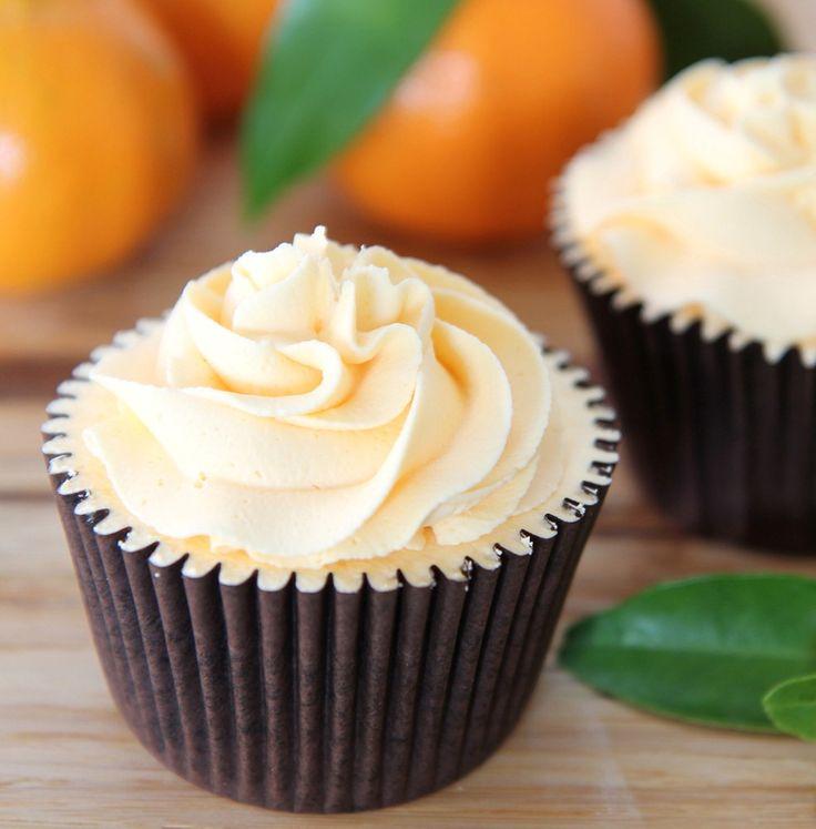 Carrot Cupcake With Cream Cheese Icing Recipe | BakingMad.com