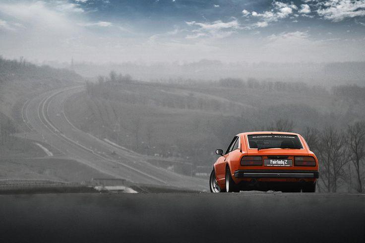 "Nissan 280zx ""fairlady"" by Stas Rudenko"