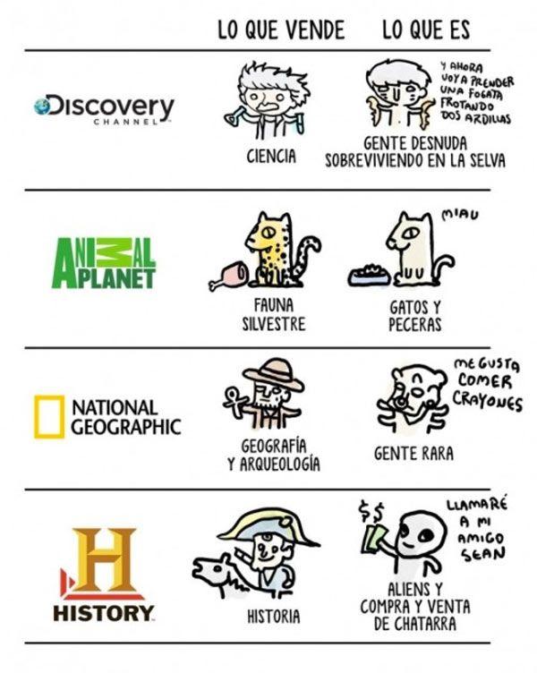 Los canales culturales. #humor #risa #graciosas