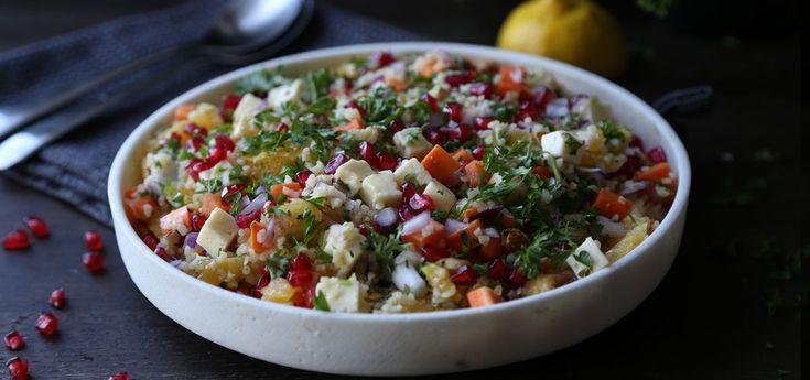 Kjøp Lun vintersalat og resten av ukeshandelen med ett klikk! Man trenger litt ekstra næring og farger på denne årstiden, og da er dette salaten du skal servere til middag. Lun, men samtidig frisk og sunn! Blir det igjen litt rester — har du lunsj dagen etter.