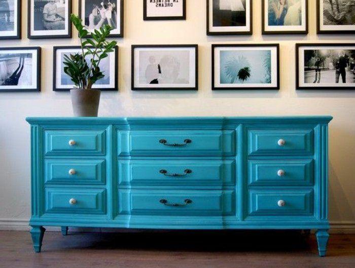 Les 10 meilleures images du tableau peinture abstraite sur Peinture sur meuble vernis