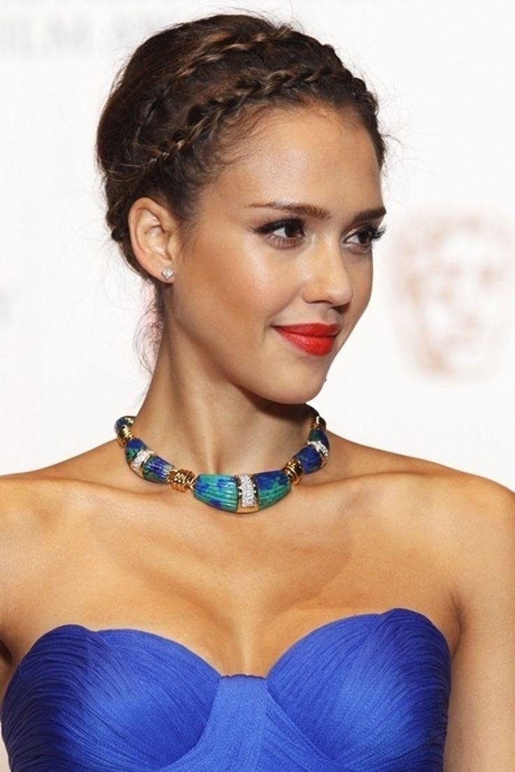 5. #Jessica Alba... - 15 la #plupart des célébrités « #Taille réelle » #fabuleux... → #Celebs