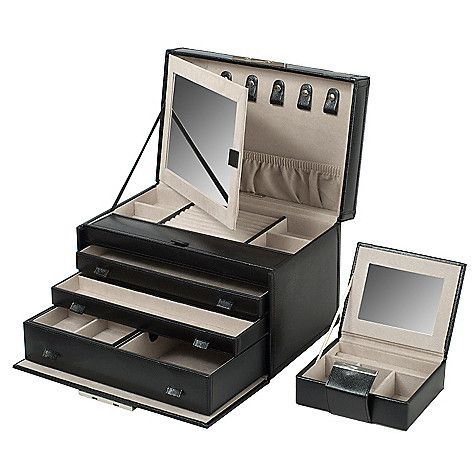 33 best Jewelry Boxes Cases images on Pinterest Jewel box A