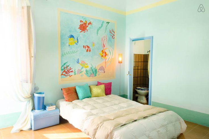 Airbnb'deki bu harika kayda göz atın: Seaside apartment for 2-5 people - Kiralık Apartman daireleri