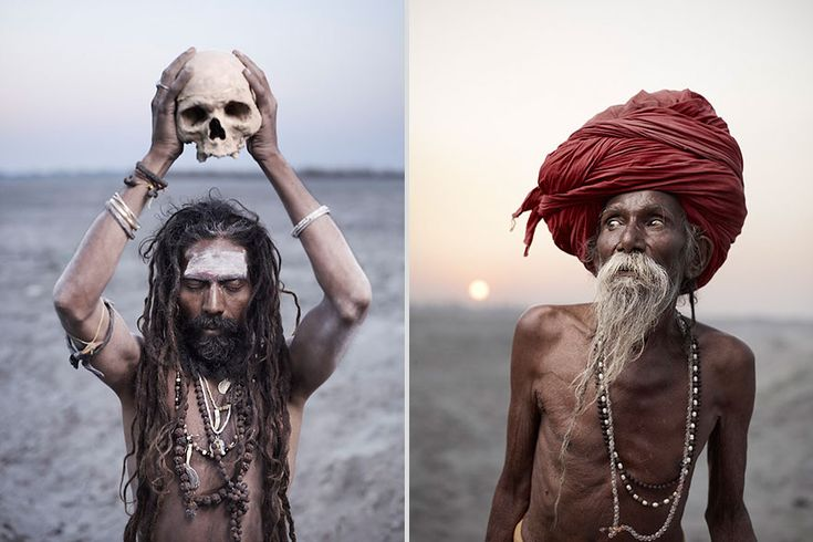 India's Holy Men In Powerful Portraits By New York-Based Photographer Joey L | Bored Panda