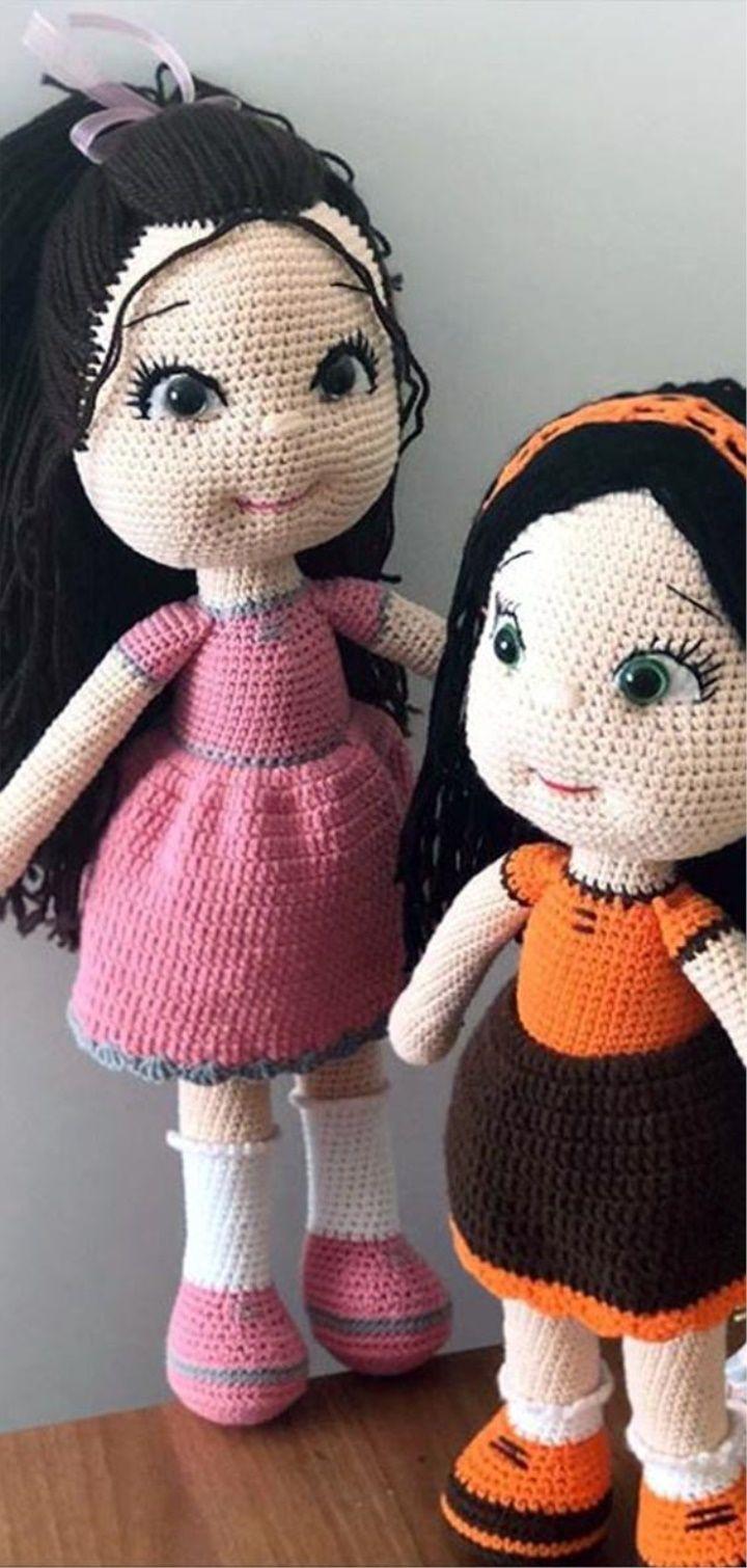 Crochet Toy and Amigurumi Idea | lelles | Pinterest | Patrones ...