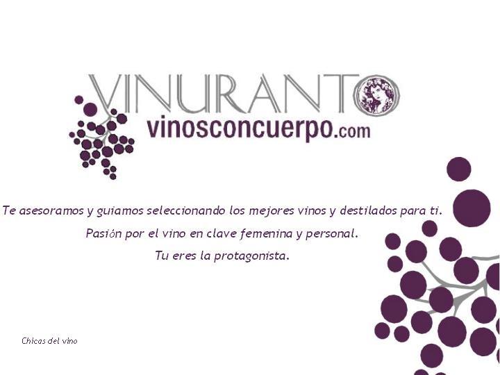 Presentacion de Vinos con Cuerpo.  #vinoenfemenino