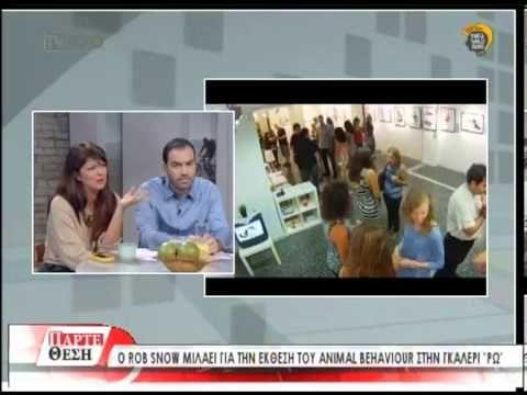 Rob Snow on TV100