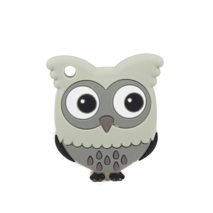 Owl Character Silicone Teether