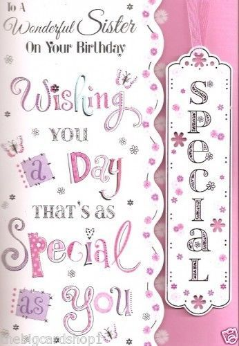 Best 500 card toppersbirthday wsentiments images on pinterest happy birthday sister quality affordable birthday cards m4hsunfo