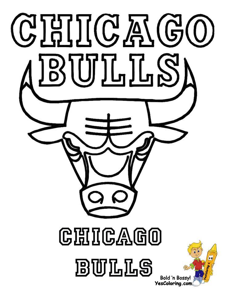 buzzer beater basketball coloring sheets  chicago bulls