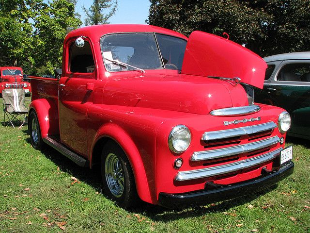 1948 Dodge Pilothouse Truck Desoto Fargo Dodge 1948