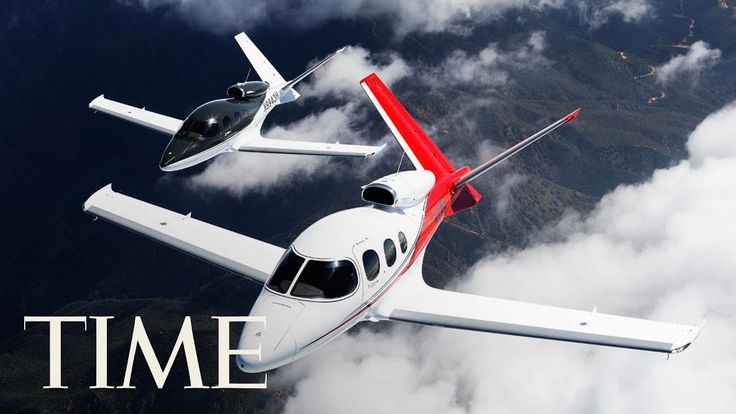 What It's Like To Fly The World's Cheapest Personal Jet | TIME - YouTube
