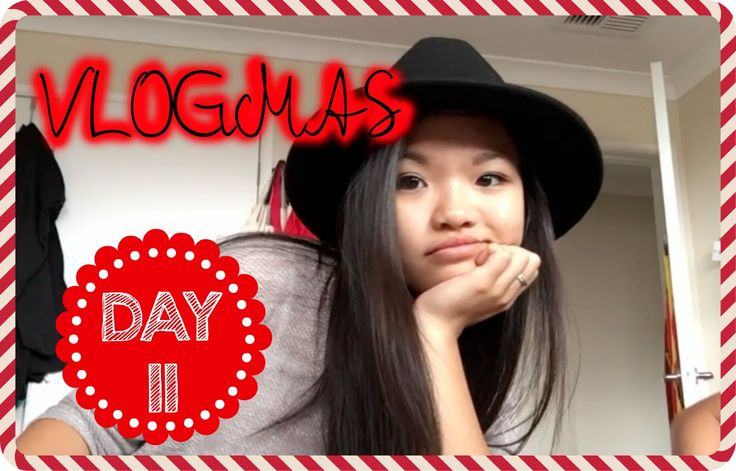 VLOGMAS Day 11, 2015 - Filming fail with my sisters | Ginaslifee
