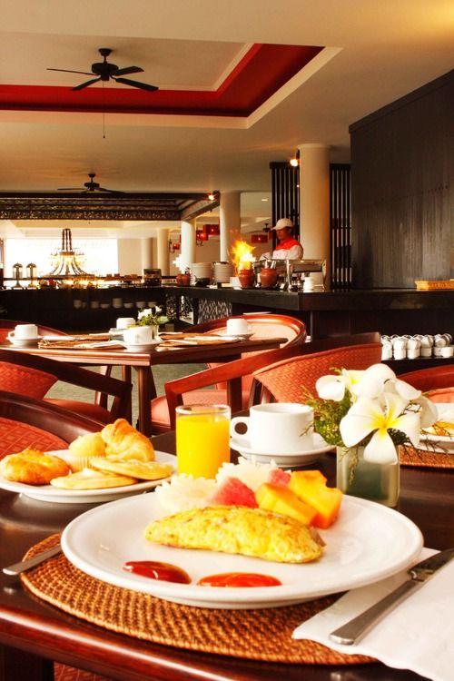 #breakfast at White Rose