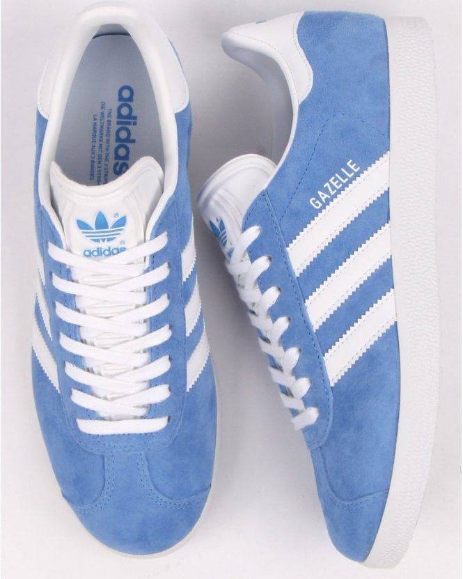 adidas gazelle bleu royal