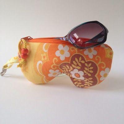 Hello Sunshine - neue Hüllen für coole Brillen made by unikatmodell