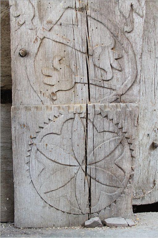 Biserica de lemn din Rus09 - Biserica de lemn din Rus - Wikipedia