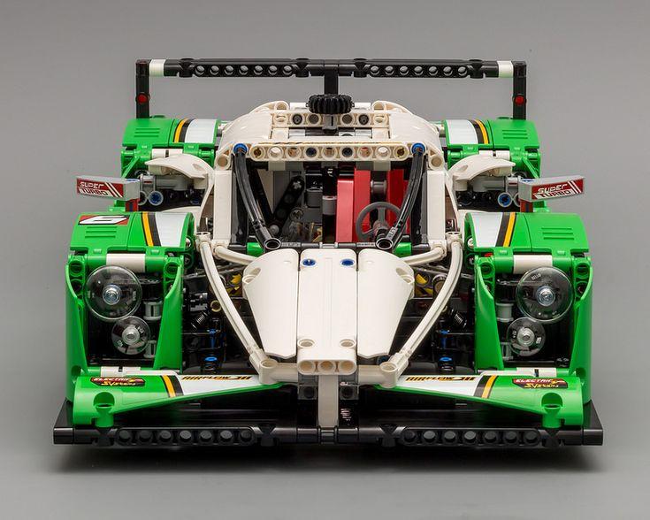 lego 42039 24 hours race car lego technic pinterest. Black Bedroom Furniture Sets. Home Design Ideas