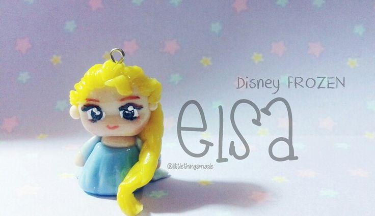 Elsa #coldporcelain ♡